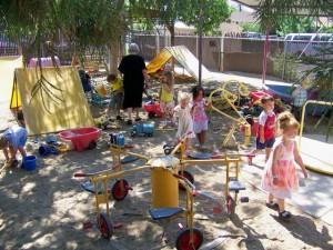 Noah's Ark Child Care Center Playground