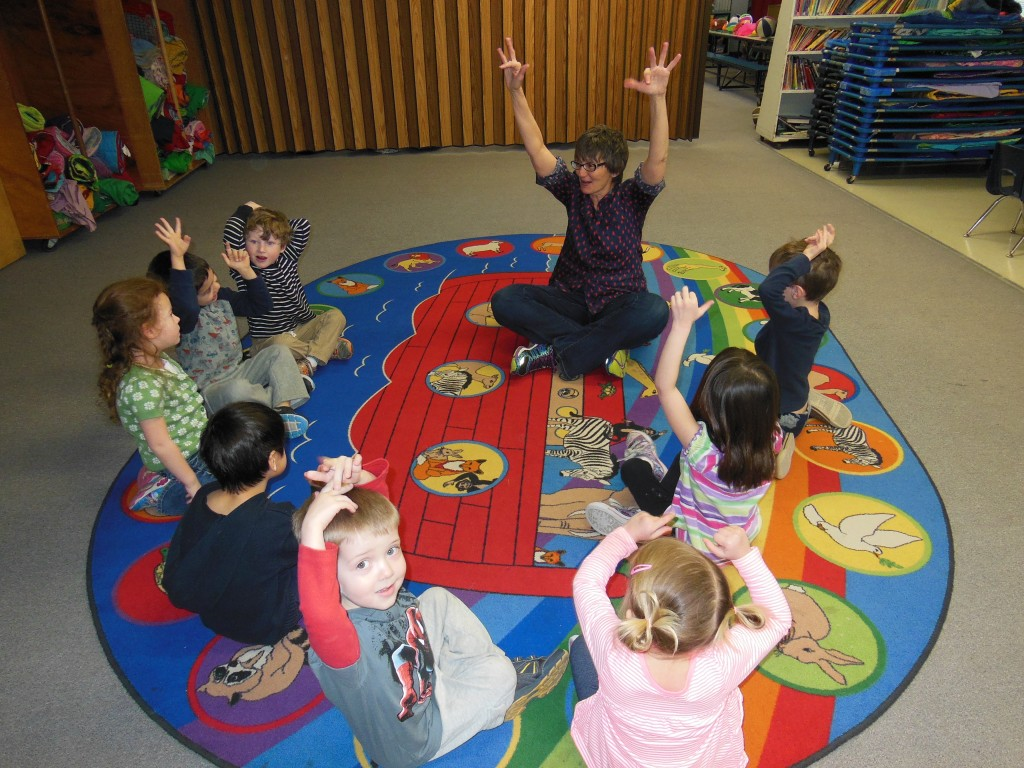 Fun Childcare Activities, Image of children playing