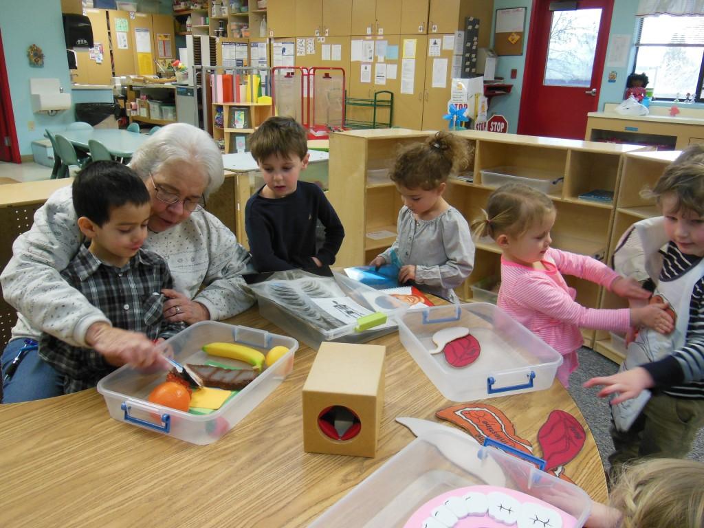 Noah's Ark Develop a Child's Creativity