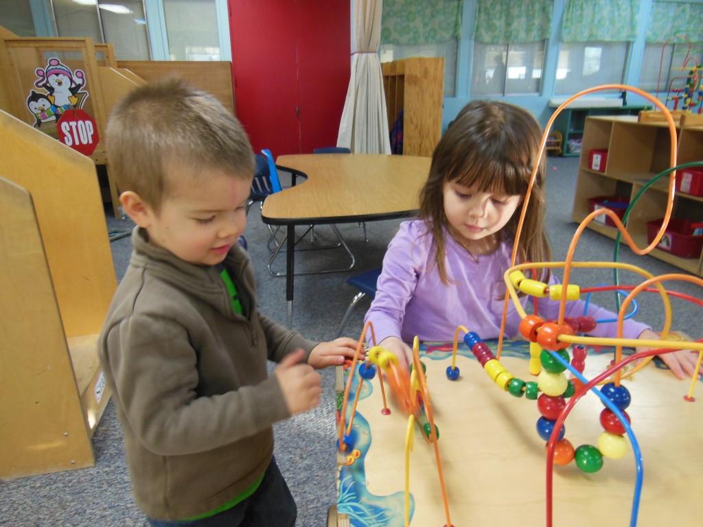 Noah's Ark Preschool Program