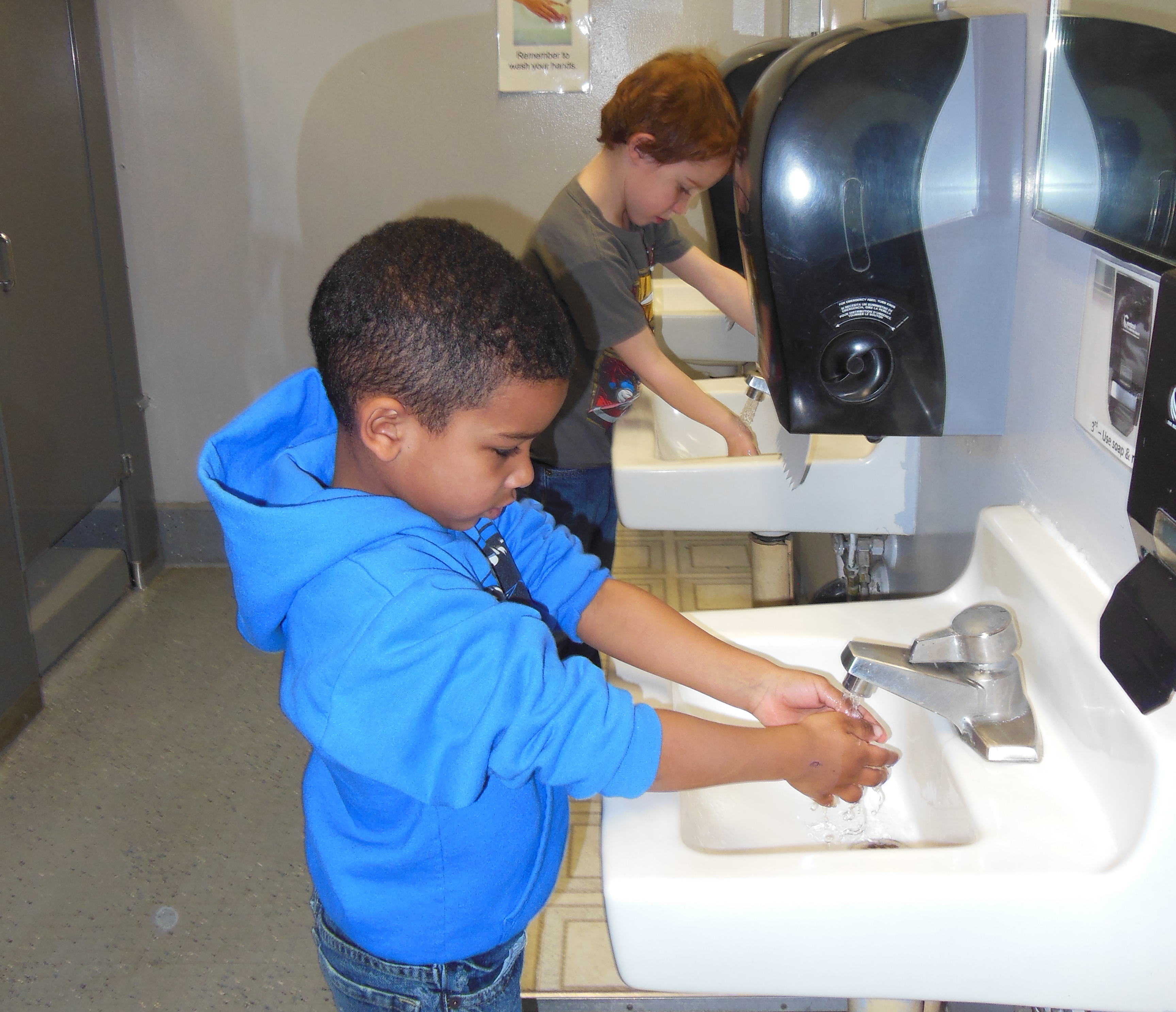 The Importance Of Hand Washing Noah S Ark Child Center
