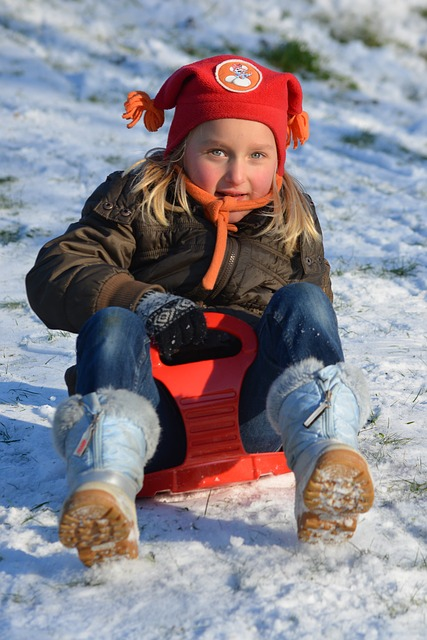Winter Safety Tips For Kids