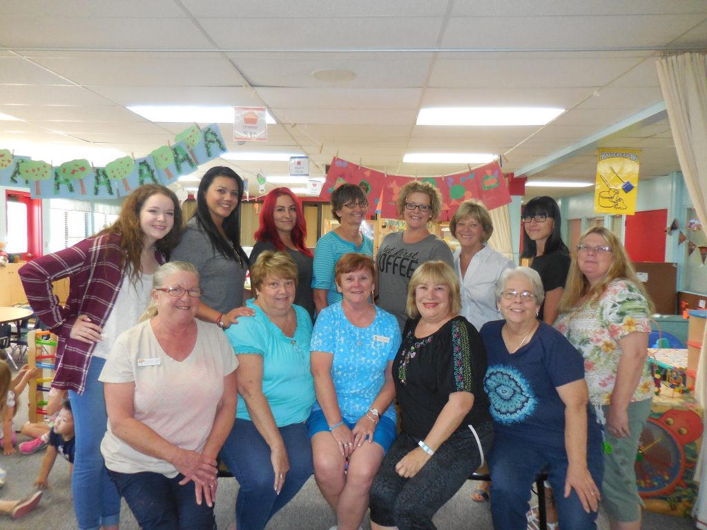 Noah's Ark Child Center Staff